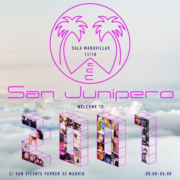 De los creadores de El Cuerpo del Disco llega... San Junipero