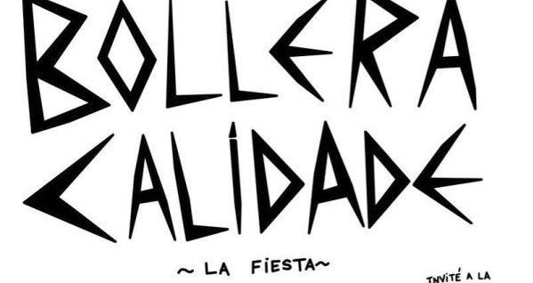 Bollera Calidade ~ Fiesta presentación