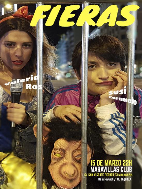 Susi Caramelo y Valeria Ros son Fieras y van a descubrirnos el lado salvaje de Maravillas Club