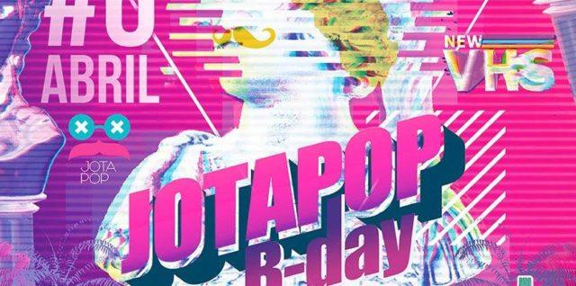 Celebramos a lo grande el cumpleaños de JotaPop, el mejor bigote que ha pasado por nuestra cabina