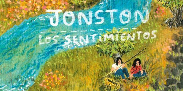 La portada del nuevo disco de Jonston contiene un guiño a Vainica Doble ❤