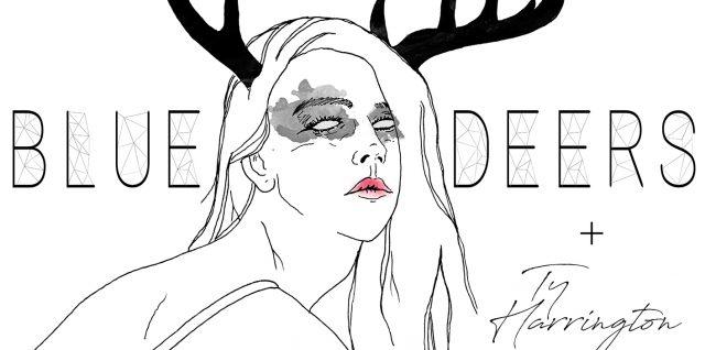 Blue Deers + Ty Harrington: Programación de noviembre en Maravillas Club