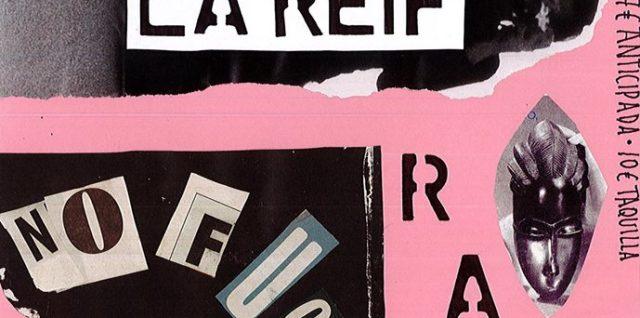 Vuelta al cole con las Mad Girls y un cartel de lujo: La Reif, No Fucks, Raro. Diseño: Ana Marín