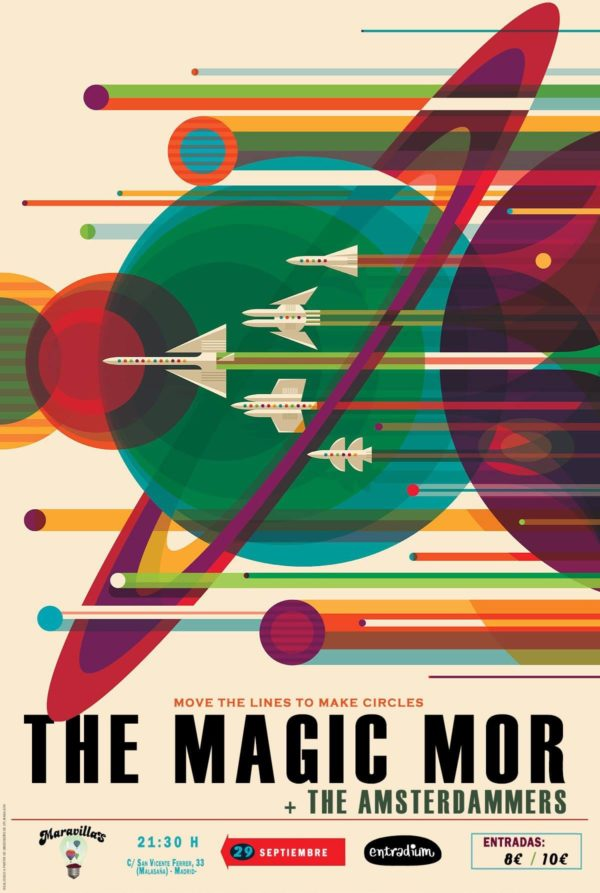 The Magic Mor son una joya por descubrir