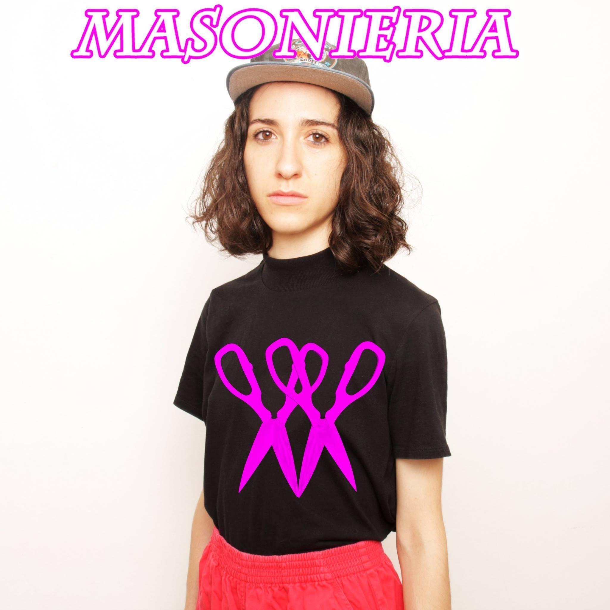 Masonieria es el proyecto en solitario de Sonia Montoya (Papá Topo)