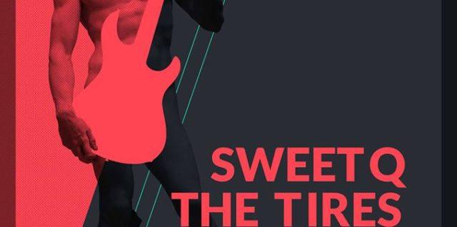 Nuestro primer concierto de 2019 reúne a tres jóvenes bandas de indie pop-rock: Sweet Q, The Tires y The Viriats