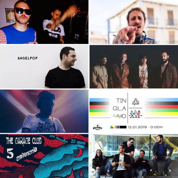 Combate la cuesta de enero con buena música: Agenda del 10 al 12 de enero en Maravillas Club