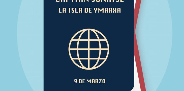 Triple cartel con Viaje a Sidney+ Capitán Sunrise + La Isla de Ymarxa