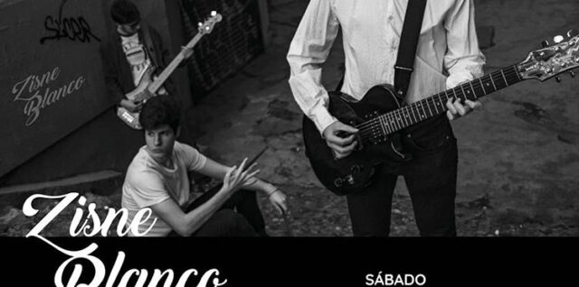 Zisne Blanco + Moctezooma: Rock alternativa y juventud en nuestro escenario