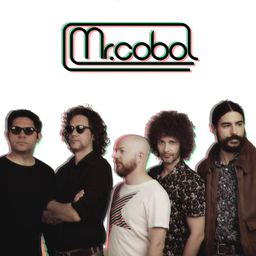 Mr. Cobol: puro rock alternativo