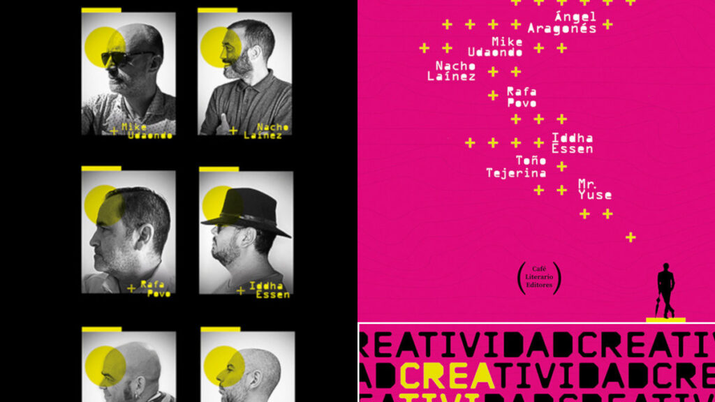 La editorial Café Literario Editores cumple años y presenta Creatividad