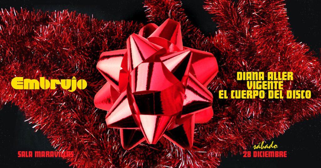 Vuelve Embrujo de Navidad, la fiesta que se celebra solo cuando es difícil encontrar taxis libres en Madrid